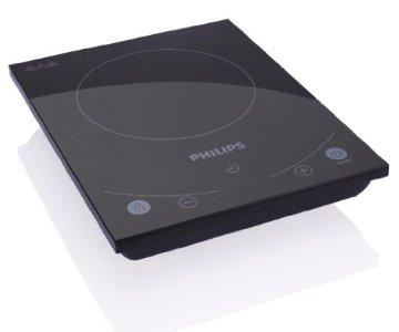 Philips hd4933 40 piastra ad induzione strumento for Fornello induzione portatile